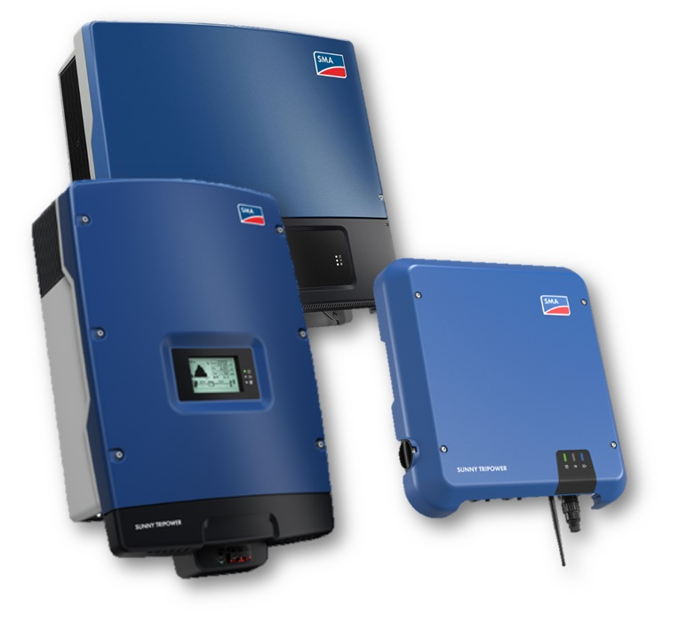0-CO2 | Inverter Trifase SMA Sunny TriPower STP