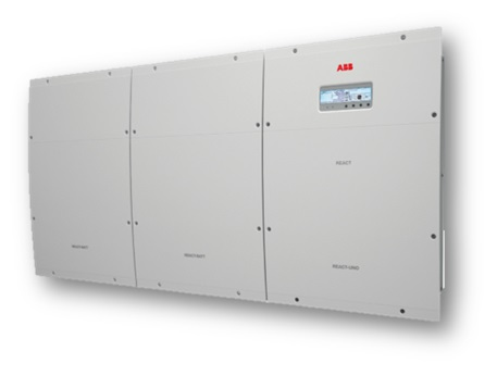 0-CO2 | Inverter con Storage ABB REACT UNO