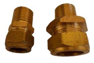 Picture of Raccordi filettati per collettori a tubi sottovuoto (2 pezzi)