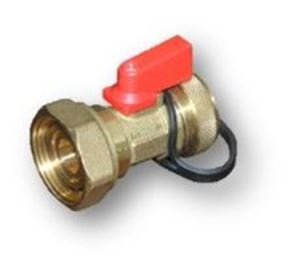 Picture of MODVSOL | Kit di Carico/Scarico Impianto per Modulo di Scambio Termico S2 Exchange - Cod. 01646R-430SCASET