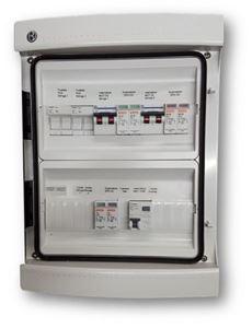 Picture of Centralino DC-AC | Monofase 2 Stringhe Parallele 600V 1 Uscita – fino a 6 kW
