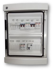 Picture of Centralino DC-AC | Monofase 2 Stringhe Parallele 600V 1 Uscita – fino a 4,5 kW