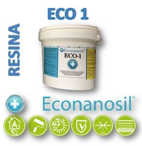 Picture of ECONANOSIL ECO 1 Resina – 10 litri