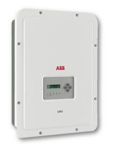 Picture of FIMER ABB | Inverter di Stringa UNO-DM-4.6-TL-PLUS-SB - 2MPPT con DC Switch + WiFi e DISPLAY