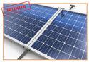 Immagine di Sun Age | Tetto Piano - K303D09 - Kit modulare con morsetti inox K201D00 - Struttura in zincato a caldo