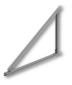 Picture of Sun Age | Triangoli – V800D06 - Triangolo con Profili in Zinco Magnesio - Tilt 10-30 - Orizzontale