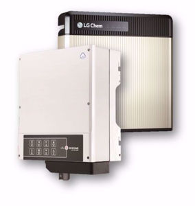 Picture of GoodWe | Kit Ibrido Monofase GW3048-EM - LG Chem RESU 6.5 da 6.5 kWh