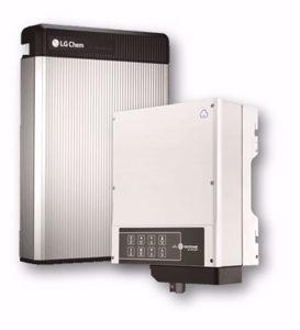 Picture of GoodWe | Kit Ibrido Monofase GW3648-EM - LG Chem RESU 10 da 9.8 kWh
