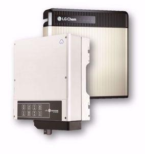 Picture of GoodWe   Kit Ibrido Monofase GW3648-EM - LG Chem RESU 6.5 da 6.5 kWh