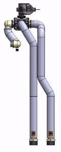Picture of Panasonic Aquarea | Kit valvola a 3 vie per Split Generazione H - CZ-NV1