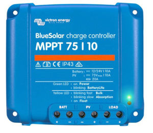 Picture of VICTRON ENERGY | BlueSolar MPPT 75/10