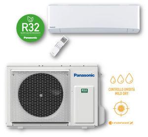Picture of Panasonic | Kit Monosplit Etherea 18000BTU (5,0 kW) Bianco Cod. CU-Z50XKE + CS-Z50XKEW