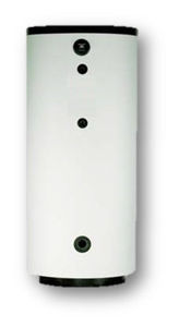 Picture of ELBI | BXV 400 Bollitore Solare INOX a Singolo Scambiatore da 400 litri