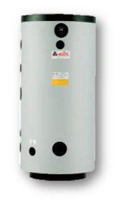 Picture of ELBI | BXT 600 Bollitore Solare INOX a Doppio Scambiatore da 600 litri