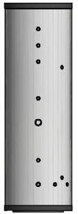 Picture of ELBI | BXPT 300 Bollitore INOX da 300 litri per Impianti con Pompa di Calore e Due Scambiatori