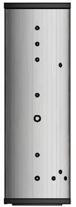 Picture of ELBI | BXPT 800 Bollitore INOX da 800 litri per Impianti con Pompa di Calore e Due Scambiatori