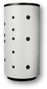 Picture of ELBI | Termo Accumulatore ACS Istantanea con Due Scambiatori COMBI CQT 2.000 da 2.000 litri