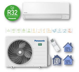 Picture of Panasonic | Kit Monosplit TZ Compatto 21000BTU (6,0 kW) Cod. CU-TZ60WKE + CS-TZ60WKEW