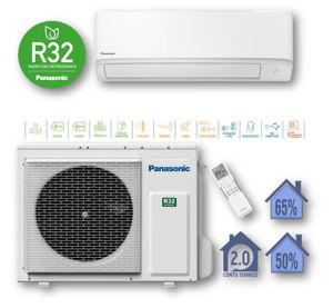 Picture of Panasonic | Kit Monosplit TZ Compatto 24000BTU (7,1 kW) Cod. CU-TZ71WKE + CS-TZ71WKEW