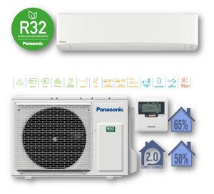 Picture of Panasonic | Kit Monosplit Professionale 24000BTU (7,1 kW) Cod. CU-Z71TKEA + CS-Z71TKEA