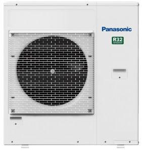Picture of Panasonic | Unità Esterna Free Multi Z 27000BTU (8,0 kW) Quadri - Cod. CU-4Z80TBE
