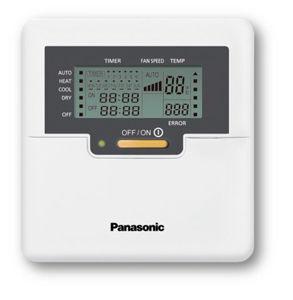 Picture of Panasonic | Accessori Controllo - Comando a filo per unità da parete e console da pavimento - CZ-RD514C
