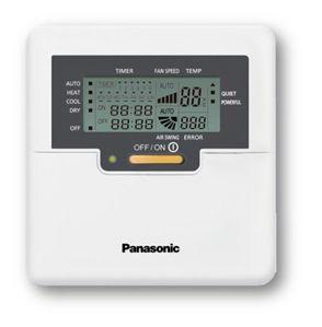 Picture of Panasonic | Accessori Controllo - Comando a filo per Unità a Cassetta - CZ-RD52CP