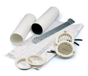 Picture of OLIMPIA SPLENDID | Accessori UNICO - Kit Installazione dia 200 mm Cod. B0565