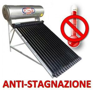 Picture of Circolazione Naturale   Collettore PR8V 20 Tubi Heat-Pipe - 250 litri - ANTISTAGNAZIONE