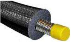 Picture of Accessori Heat-Pipe | Tubo Solare Singolo INOX 13 mm con 16 mm di isolante - 20 m