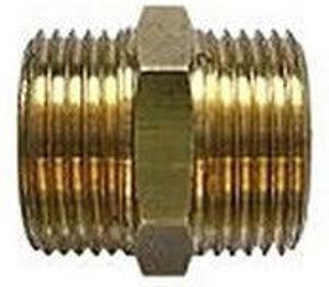 Picture of Accessori Heat-Pipe | Nipplo per Tubo Solare Singolo INOX 19 mm