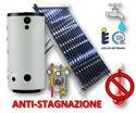 Immagine per la categoria SOLARE TERMICO - Kit ACS a Circolazione Forzata con Collettore Heat-Pipe
