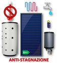 Immagine per la categoria SOLARE TERMICO - Kit a Circolazione Forzata con Sistema a Svuotamento - Drain-Back