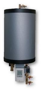Picture of Drain-Back | Solbox E per sistemi fino a 30 m2 con senza Pompa e senza Stazione Solare