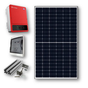 Picture of KIT FV ALTA EFFICIENZA | Longi Solar - GoodWe - Sun Age - 3,65 kWp