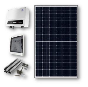 Picture of KIT FV ALTA EFFICIENZA | Longi Solar - GoodWe - Sun Age - 2,555 kWp