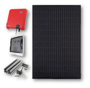 Picture of KIT FV HIT   Panasonic - SMA - Sun Age - 2,925 kWp