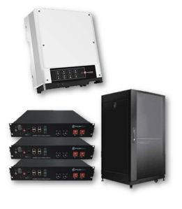 Picture of GoodWe AC | Kit Retrofit Storage Monofase GoodWe GW5000S-BP - PYLONTECH Kit LV da 9.6 kWh