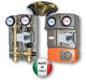 """Immagine di MODVLVS   M3 FIX3 DN25 - Modulo Miscelato a Punto Fisso 20-45°C e Bilanciamento - Wilo Para 25/6 SC - 1"""" M -  4,5 kW - Cod.20358R-F1-P6"""