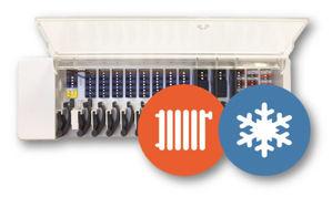 Picture of SOREL   °CALEONbox Clima - Regolazione universale multi-zona - Riscaldamento + Raffrescamento