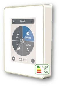 Picture of SOREL | °CALEON Clima Room Controller RC - Regolatore Ambiente per Riscaldamento e Raffrescamento