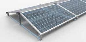 Picture of Sun Age | Tetto Piano - K307D00 - Kit est/ovest - Modulo Orizzontale - 5°÷20° su richiesta
