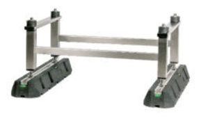 Picture of Daikin Altherma 3 H HT W | Basamento di supporto con piedini di gomma per unità esterne da 14 - 18 kW