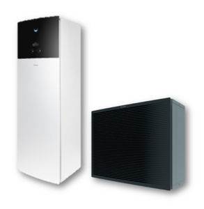 Picture of Daikin Altherma 3 H HT F | Kit Integrated R32 H/C 14kW 230L 3P - ETVX16S23D9W+EPRA14DW1 - Caldo/Freddo