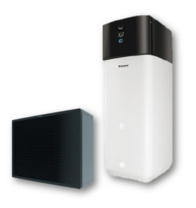Picture of Daikin Altherma 3 H HT ECH2O | Compact R32 H/C 18 500L 3P - ETSX16P50D+EPRA18DW1 - Caldo/Freddo