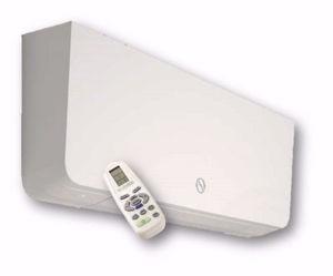 Picture of Olimpia Splendid | Bi2 Wall SLW 800 DC V2V AR Inverter - Ventilconvettore idronico 01877 - Parete/consolle con valvola a 2 vie