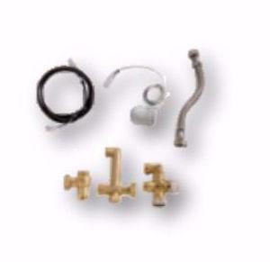 Picture of Olimpia Splendid | Accessori Bi2 Naked SLI e SLIR - Kit gruppo valvole termoelettrico a 3 vie B0834