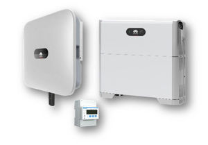 Picture of HUAWEI | Kit Ibrido Trifase SUN2000-8KTL-M1 - Kit Batteria Luna 2000 - HV 5 kWh