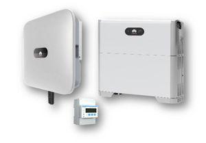 Picture of HUAWEI   Kit Ibrido Trifase SUN2000-10KTL-M1 - Kit Batteria Luna 2000 - HV 5 kWh