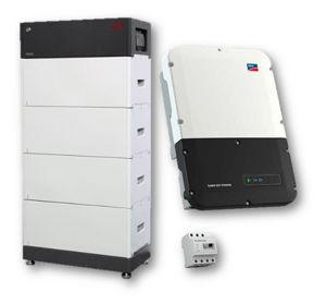 Picture of SMA | Kit Retrofit Storage Monofase SBS 5.0-10 - BYD HVS 7.7 kWh